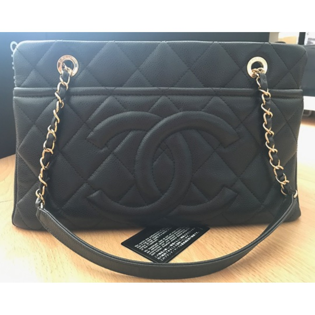 753714297a6e Chanel Timeless GST (limited edition), Women's Fashion, Bags ...