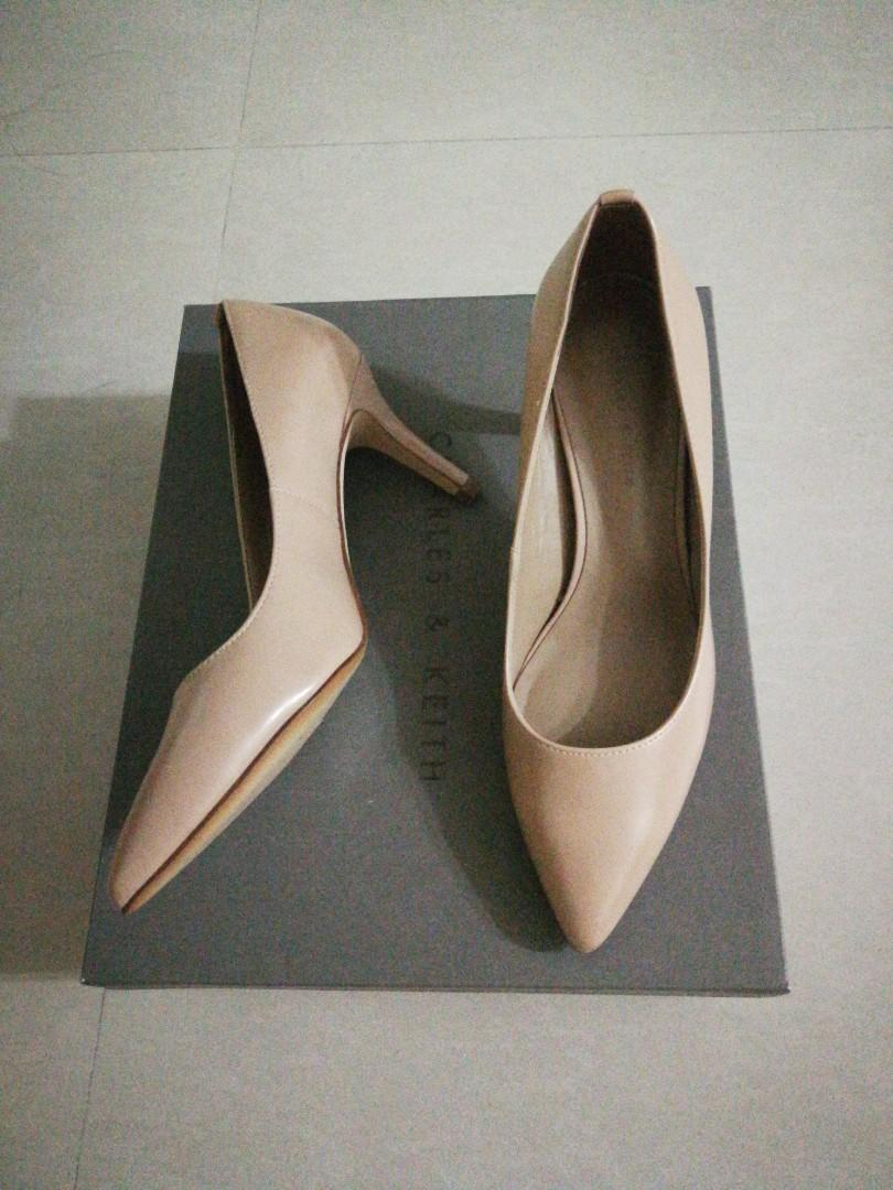 Charles and Keith heels (size 36)