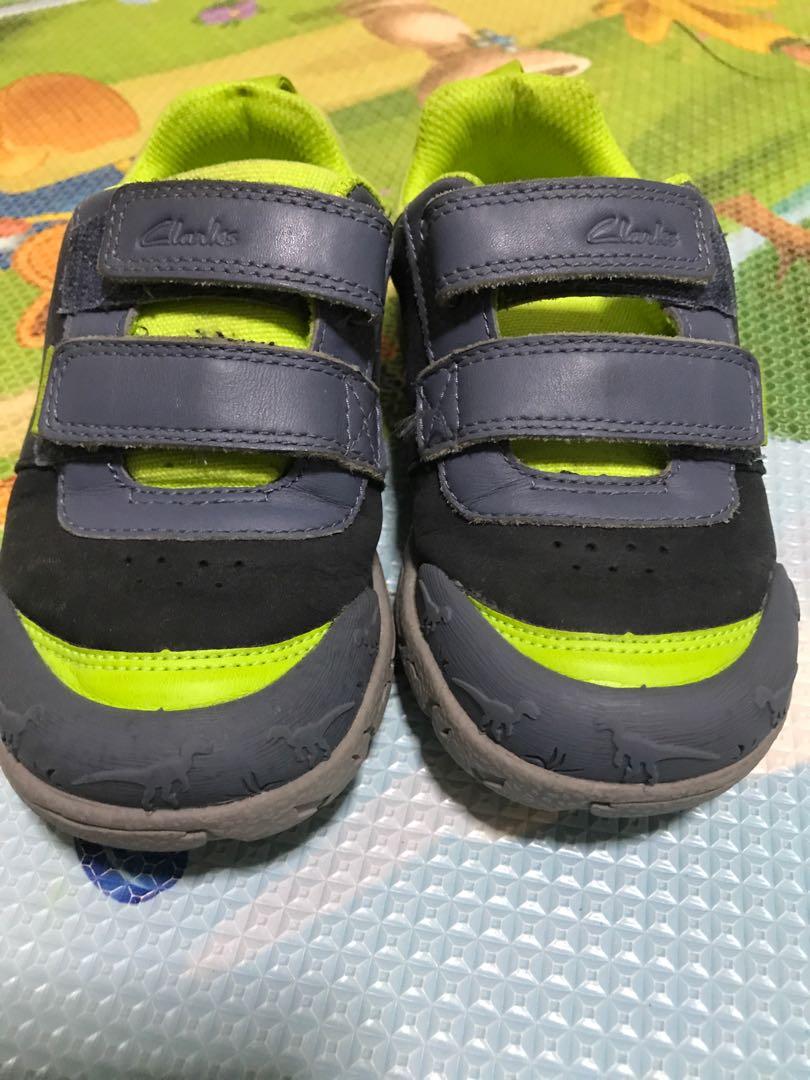 d560f96deec Clark s boy shoes 3-5 years old