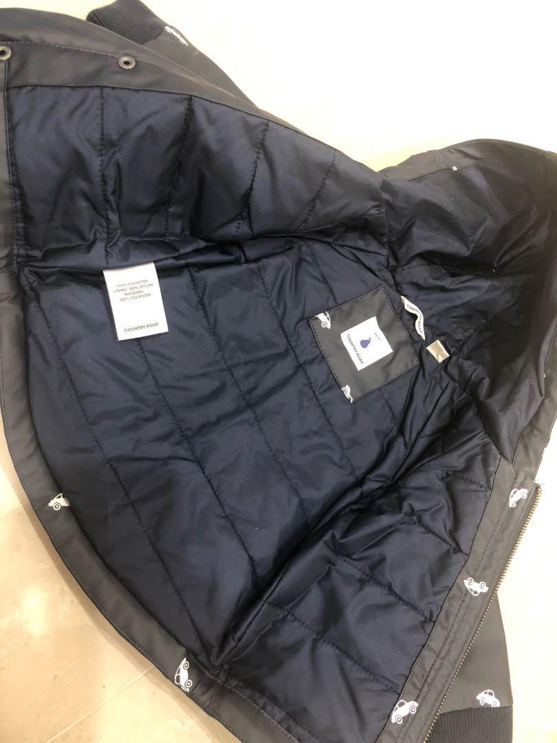 Country Road raincoat