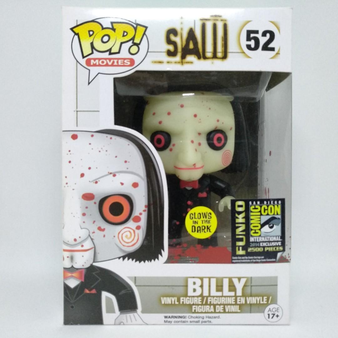 FUNKO POP! BILLY [AUTHENTIC]