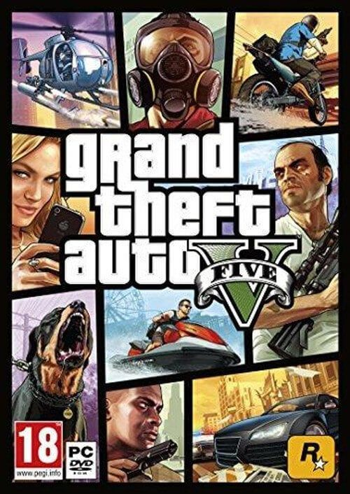 GTA 5 Heist Crew, Toys & Games, Video Gaming, Video Games on