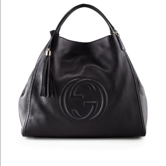 0a2a3260d183 Gucci Soho Tote Bag, Luxury, Bags & Wallets, Handbags on Carousell