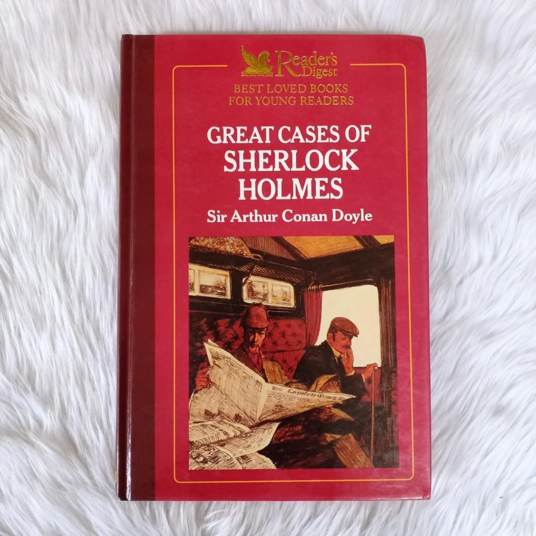 Hardbound | Great Cases Of Sherlock Holmes Sir Arthur Conan Doyle