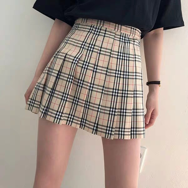 ac932443a4 Checkered Tennis Skirt, Women's Fashion, Clothes, Dresses & Skirts ...