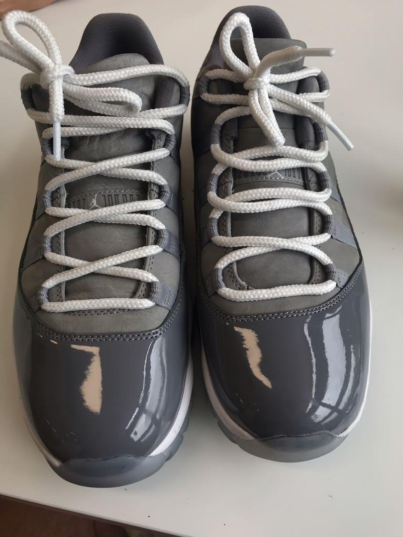 7052c952747 Jordan 11 Cool Grey