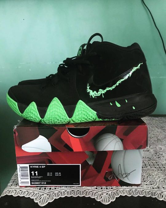 4f654c5aa7f4 Kyrie Irving 4 Halloween (limited stuff)