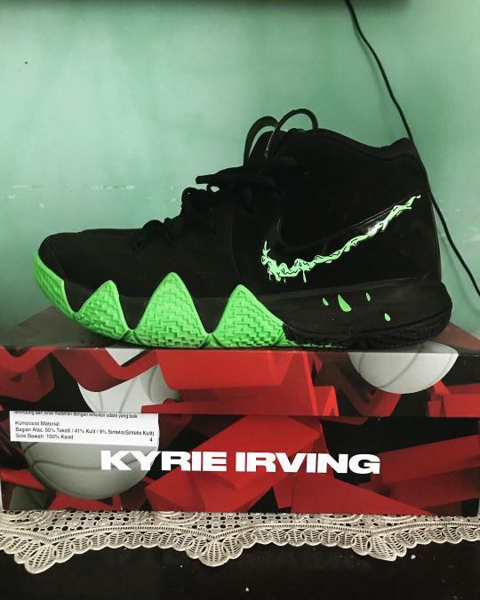 new product ef5bb 093d8 Kyrie Irving 4 Halloween (limited stuff)