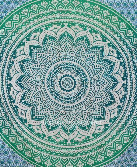 Mandala Throw