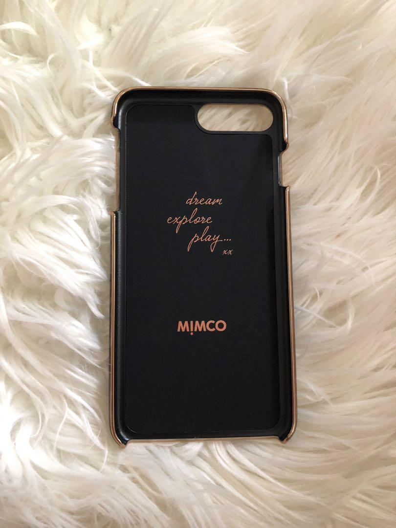 MIMCO IPHONE 6,7,8 + CASE