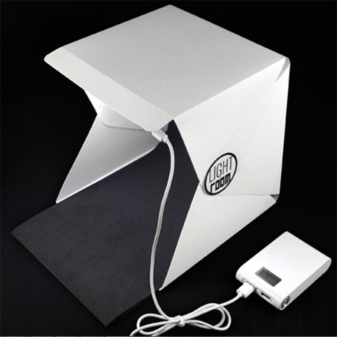 🔥IN STOCK🔥 Mini Folding Photography Studio Box Lightbox