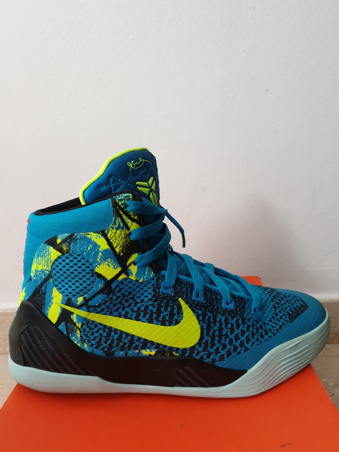 on sale d9d98 7cdc4 Nike Kobe IX Elite (GS) negotiable