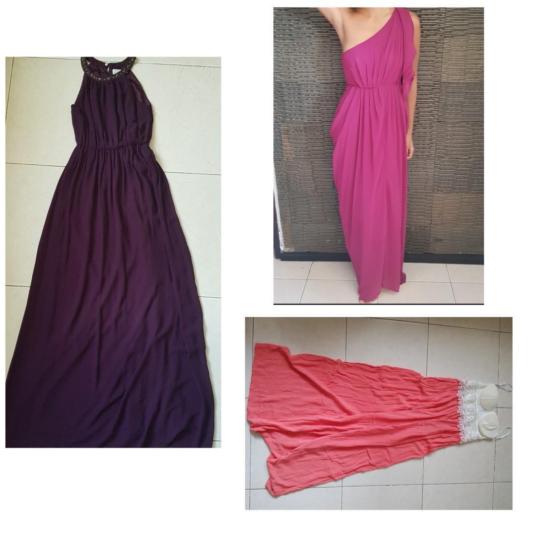 Pake long dresses