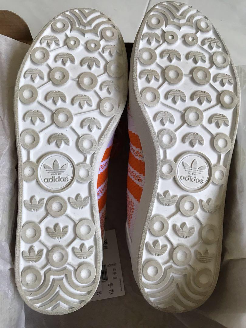 96876b79d120 PALACE Skateboards x ADIDAS Pro Primeknit Sneakers