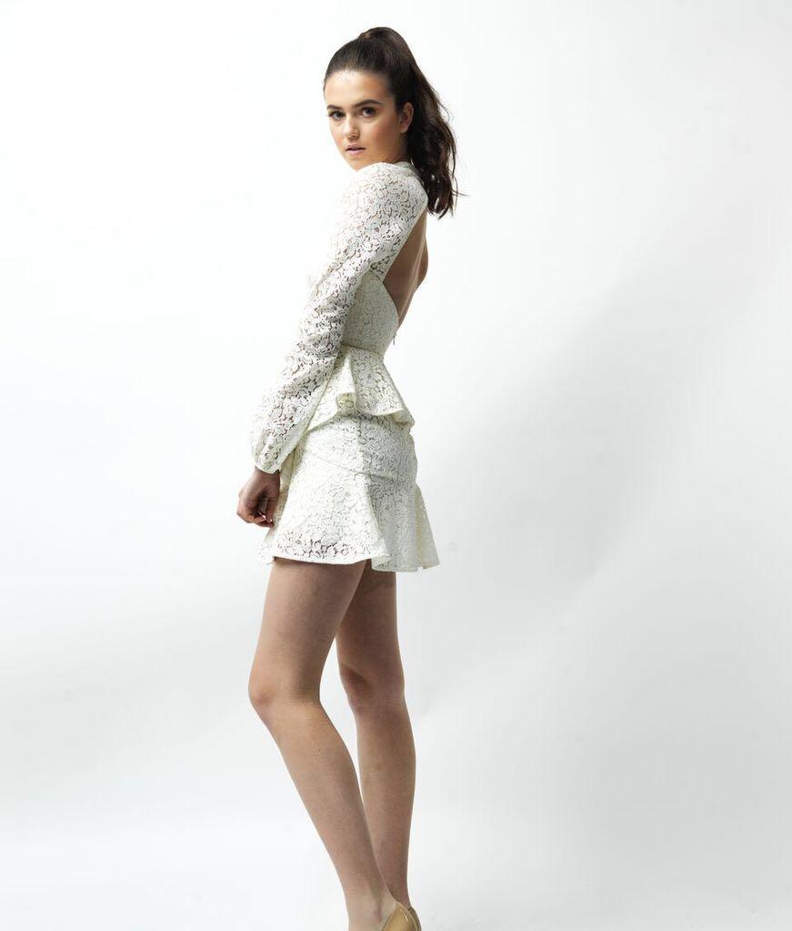Rebecca Vallance Sistine Frill Sizes 6 & 10