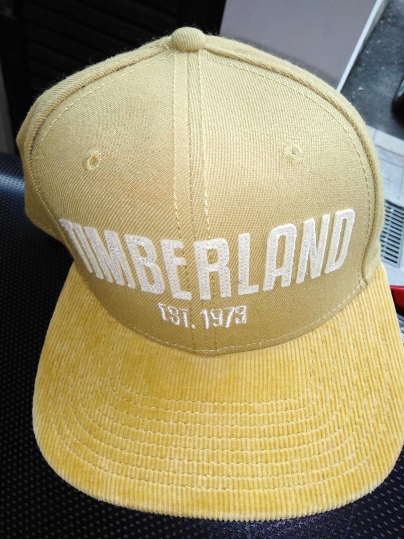 45718954 Timberland snapback cap free saiz, Men's Fashion, Accessories, Caps ...