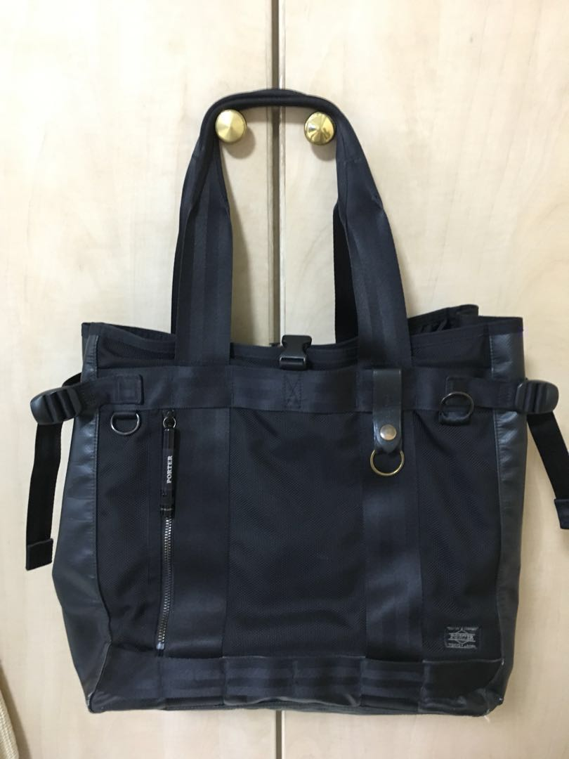 23af51cbe7c0 Tokyo porter expandable tote men fashion bags wallets on carousell jpg  810x1080 Tokyo porter