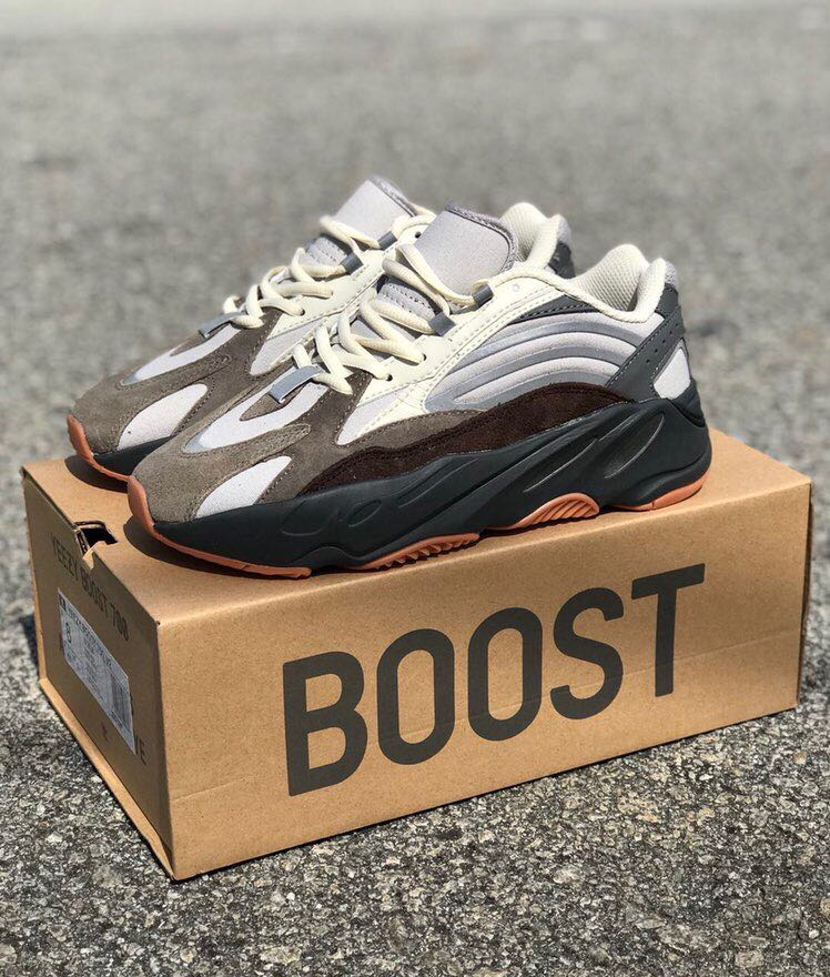 """hot sale online 34444 614a8 TOP⚡️ADIDAS YEEZY BOOST 700 V2 """"Static"""" / Black White🔥"""