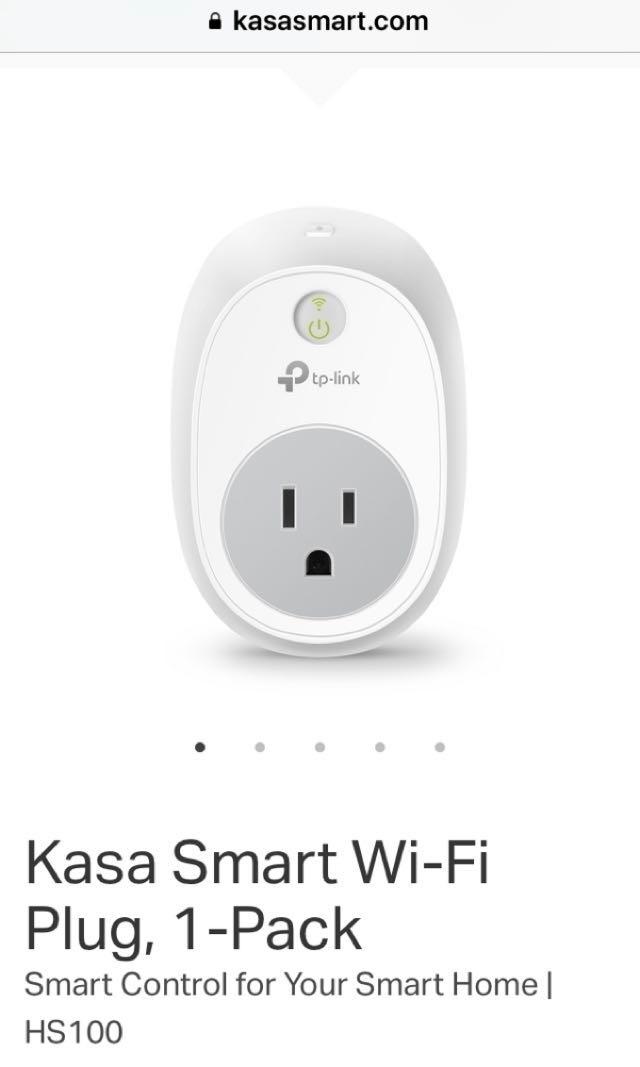 Tp Link Smart Plug HS100