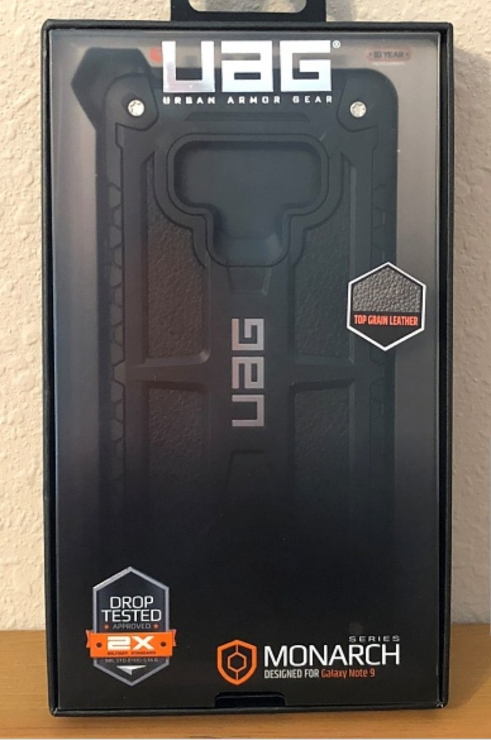 new products ac186 4b1e3 UAG Monarch for Galaxy Note 9