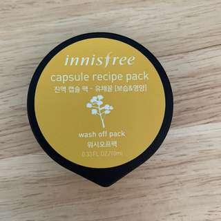 🚚 Innisfree Capsule Recipe Pack, Canola Honey