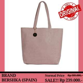 SALE!! Authentic Bershka - Tas Fashion Wanita - Tote Bag Branded