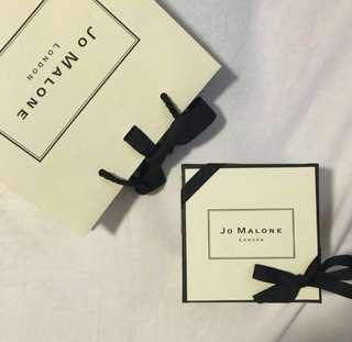 🚚 🎁 Gift-boxed Jo Malone Dark Amber & Ginger Lily Cologne 50ml