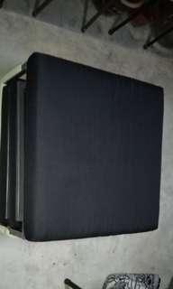 Foldable sofa 3 in 1