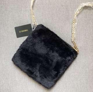 Forever 21 Faux Fur Bag