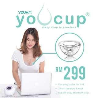 milk storage youcup