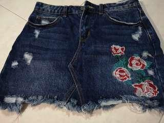 🚚 Brand new Denim Skirt