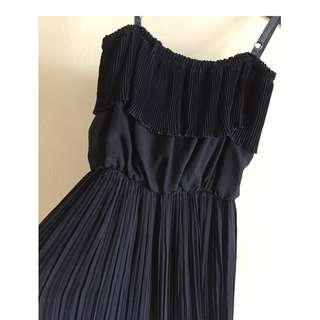 Navy Sweet Beach dress#MFEB20
