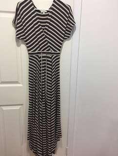 Maxi dress size