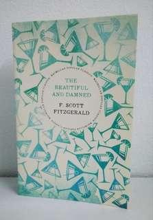 The beautiful and damned by F.Scott Fitzgerald