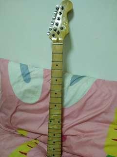 🚚 -二手- 電吉他 琴頸 DIY 藝術品 可用
