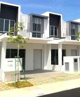 New house double storey for sewa rent cybersouth sepang cyberjaya Putrajaya uitm dengkil salak klia