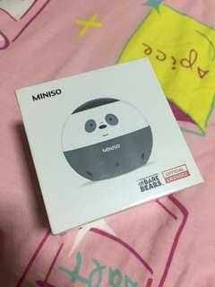 🚚 We Bare Bears Miniso Speaker