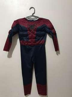 Spiderman Costume for Boys