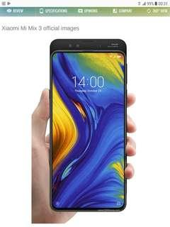 Xiaomi Mi Mix 3 Local warranty