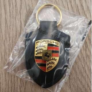 Porsche key ring 保時捷鑰匙圈扣