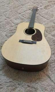 Martin DXMAE Fishman Sonitone (Acoustic-Electric Guitar)