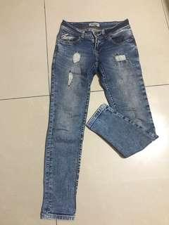 Jeans lois ripped jeans