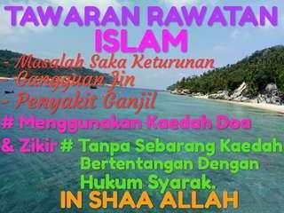 TAWARAN RAWATAN ISLAM
