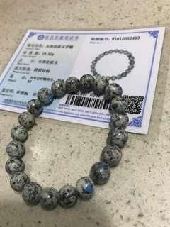 With Certification - K2 Bracelet