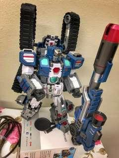Transformers Perfect Effect Warden