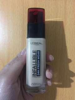 Loreal Infallible 24 Hour Fresh Wear Foundation