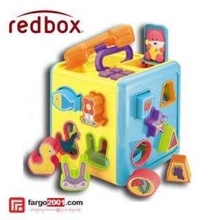 Jual EDUGAME untuk Anak Batita; Busy Play Puzzle Box