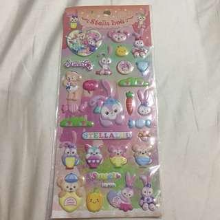 Stella Lou Stickers