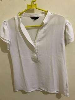 THE EXECUTIVE - White Blouse #6