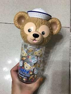 全新 達菲熊 水壺